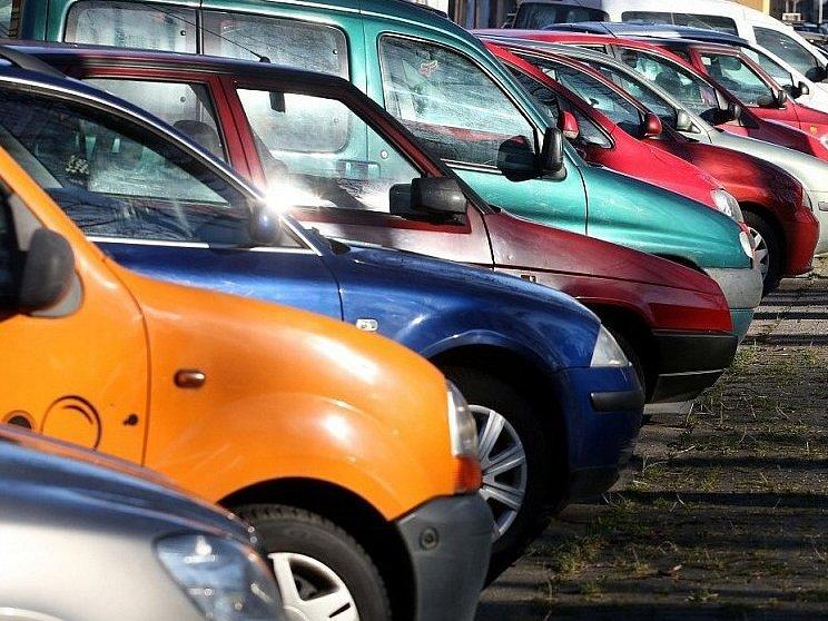 Parkování, ilustrační foto.
