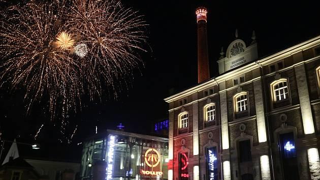 Druhé narozeniny slavilo o víkendu nákupní Centrum Pivovar v Děčíně.