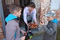 RUMBURK. Velikonoční tradice dodržují i v Rumburku.