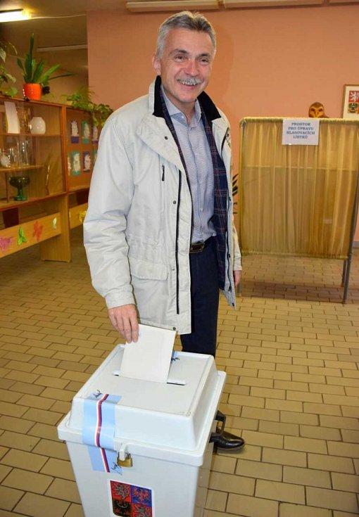 S úderem 14. hodiny odvolil starosta Rumburku Jaroslav Sykáček.