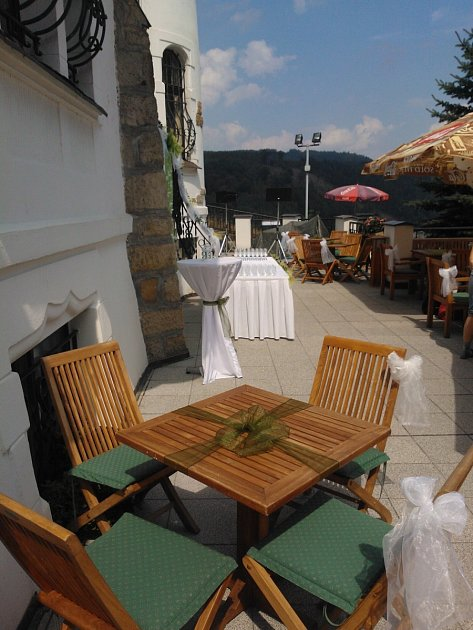 Restaurace Pastýřská stěna.