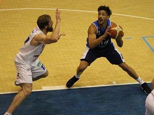 Sport basketbal BK Děčín - BC Kolín