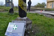 Vlak se srazil s cyklistou v Křešicích.