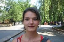 Radka Ševčíková: Vláda by měla hlavně pomoci s nezaměstnaností i školstvím na Děčínsku.