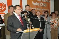 Sociální demokraté představili kandidátku do podzimních voleb