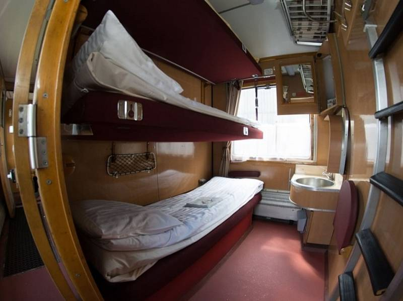 Netradiční ubytování nabízí Pivovar Kocour ve Varnsdorfu. Zájemci se tam mohou ubytovat ve vlakových kupé, k dispozici jsou dva vagony.