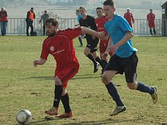 KRIZE JAKO HROM! Fotbalisté Modré prohráli pátý zápas v řadě.