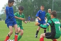 Mladým střelcům se v prvních kolech dařilo.