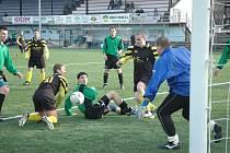 Elecom cup Děčín, zápas:Union Děčín - Povrly
