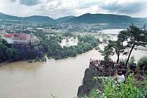Povodeň 2002 v Děčíně