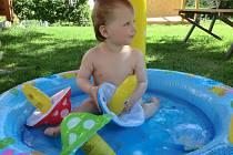 Letní soutěž: Foťte děti ve vodě.