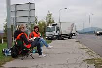 Celostátní sčítání dopravy.