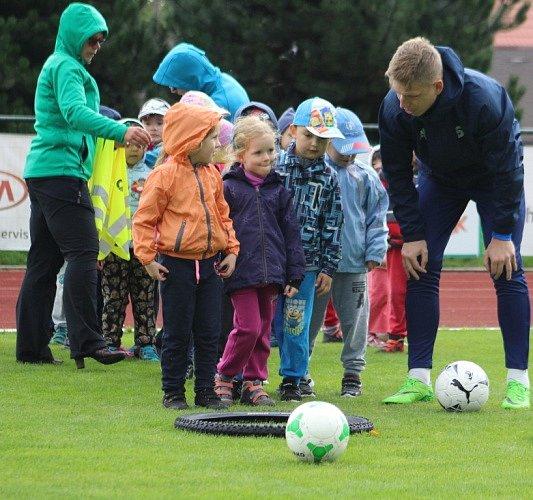 FK VARNSDORF pořádal Den s fotbalem.