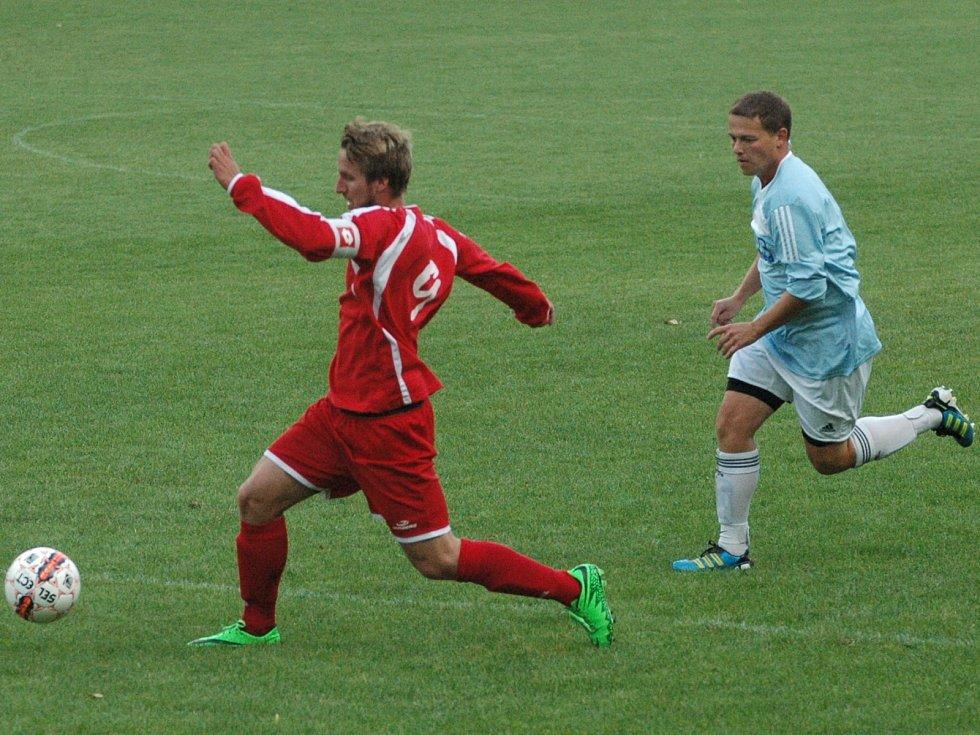 DOBKOVICE vyhrály 7:2 na hřišti Horního Podluží.