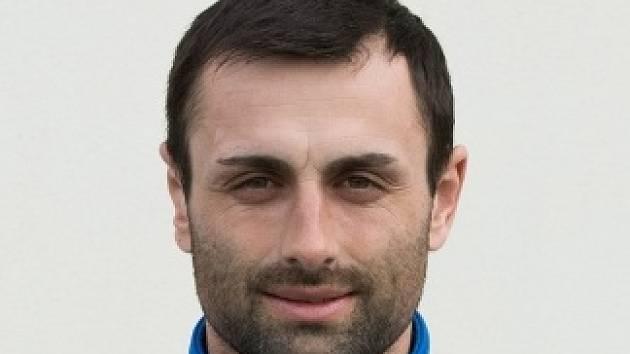 DAVID OULEHLA - nový trenér FK Varnsdorf.