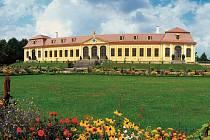 Barokní zámek Rammenau.