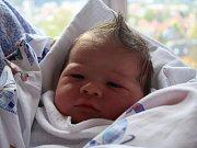 Kubíček Černý se narodil Petře Černé z Růžové 19. dubna v 15.07 v děčínské porodnici. Měřil 52 cm a vážil 3,58 kg.