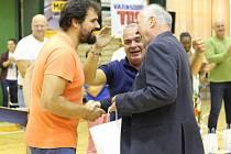 OSLAVY. Basketbalový Varnsdorf slavil 70 led od založení klubu.