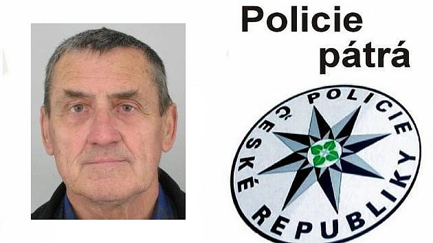 Pátrání po pohřešovaném muži z Rumburku.