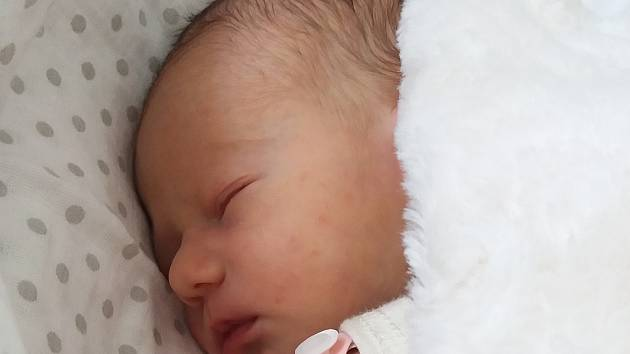 Anna-Maria Červinková se narodila Lucii Červinkové a Martinu Knesplovi v děčínské nemocnici 20. dubna. Měřila 48 cm a vážila 2,76 kg.