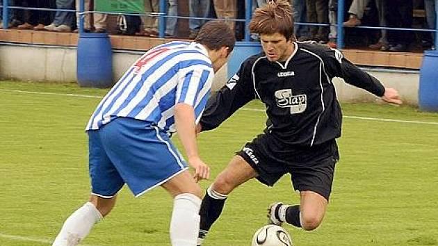 Vilémovští fotbalisté doma zdolali Čelákovice.