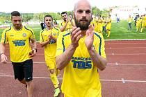SBOHEM! Záložník Matěj Kotiš ve Varnsdorfu dohrál, vedení klubu s ním už do dalších sezón nepočítá.