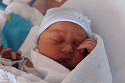 Jakoubek Buchal se narodil Evě Saidi z Děčína 12. října v 6.58 v děčínské porodnici. Vážil 3,05 kg.