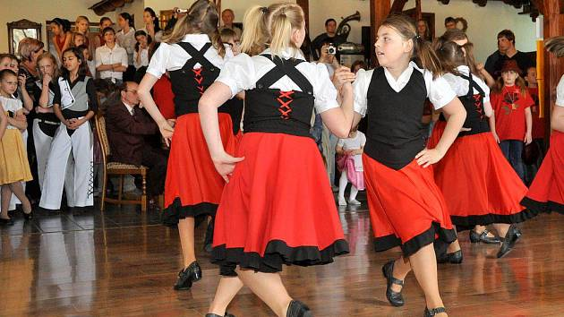 5. ročník oblastní přehlídky dětských country tanečních souborů v Rumburku.