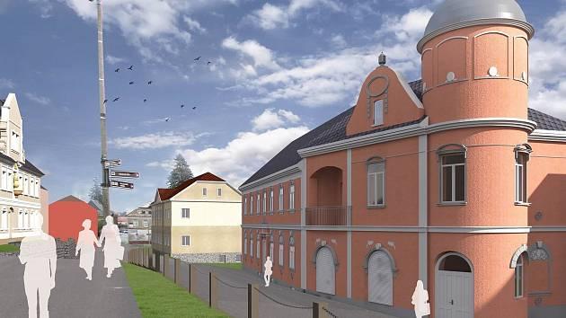 Mikulášovice spouští rekonstrukci historické hvězdárny.
