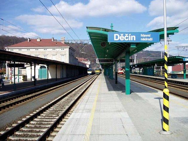 Děčínské nádraží
