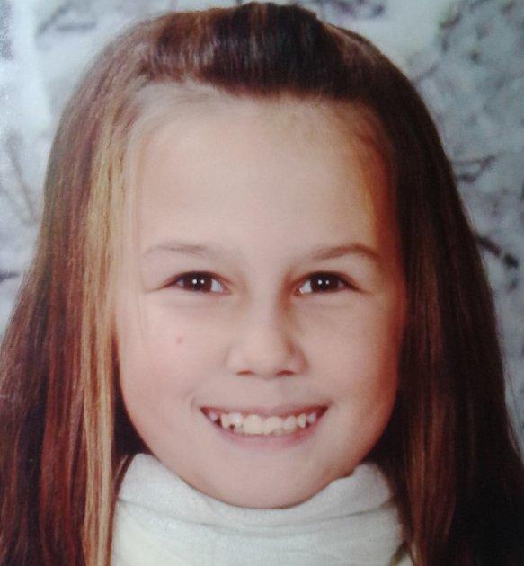 5. Adéla Gabrielová - 11let, Ludvíkovice.