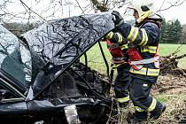 Nehoda U Studánky v Rumburku.