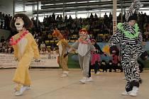 Mladí tanečníci z celé České republiky se sjeli do Děčína na pátý ročník taneční soutěže Dance Děčín 2010.