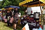 Festival asijské kultury Eastern Tunes v Mikulášovicích.