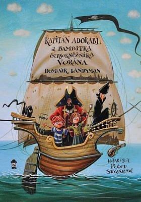 Kapitán Adorabl a bambitka černokněžníka Vorána.