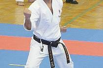 Trenér Jan Steklý.