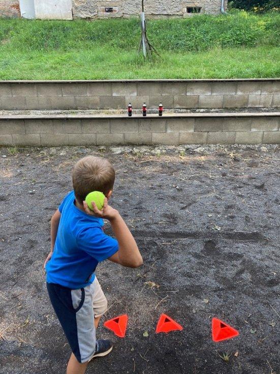 Nejmladší hokejisté HC Děčín mají za sebou povedené soustředění.
