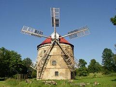 Větrný mlýn Světlík.