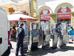 Dalších pět nelegálních heren odhalili celníci v Ústeckém kraji.