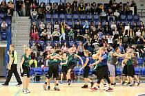 MAROLDOVKA hostila zápasy letošního ročníku Jr. NBA League.