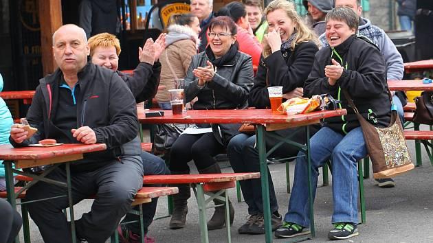 Ve varnsdorfském pivovaru Kocour se uskutečnilo tradiční setkání minipivovarů nejen ze severu Čech.