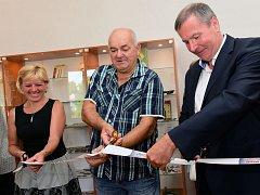 Otevření přestěhovaného nožířského muzea