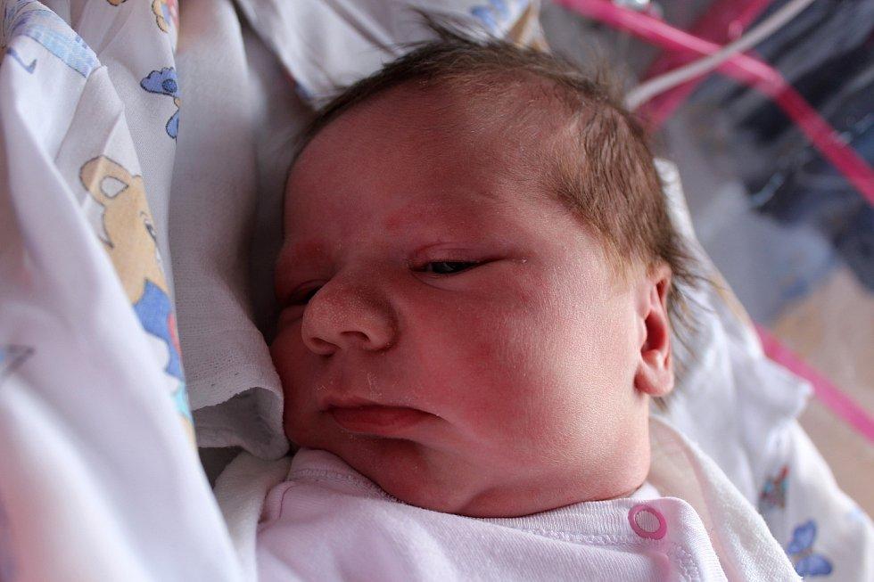 Rozálie Pávová se narodila Barboře Pávové z České Kamenice 12. dubna v 16.17 v děčínské porodnici. Vážila 4,5 kg.