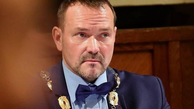 Nový primátor Děčína Jaroslav Hrouda