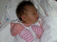 Kateřině Kuricové a Josefu Šimánkovi se 29. dubna ve 20.55 v děčínské porodnici narodila dcera Viktorie Šimánková. Měřila 48 cm a vážila 2,8 kg.