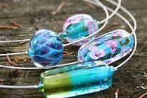 Šperky – vinuté perle.