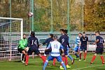 Radim Novák v dresu FK Junior Děčín.