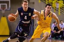 VÁLEČNÍCI PADLI. Děčínští basketbalisté prohráli v Opavě 78:79.