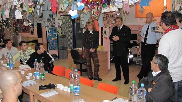 Ministerstvo vnitra školilo asistenty prevence.