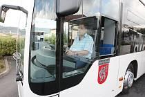 Do Děčína dorazily další nové autobusy